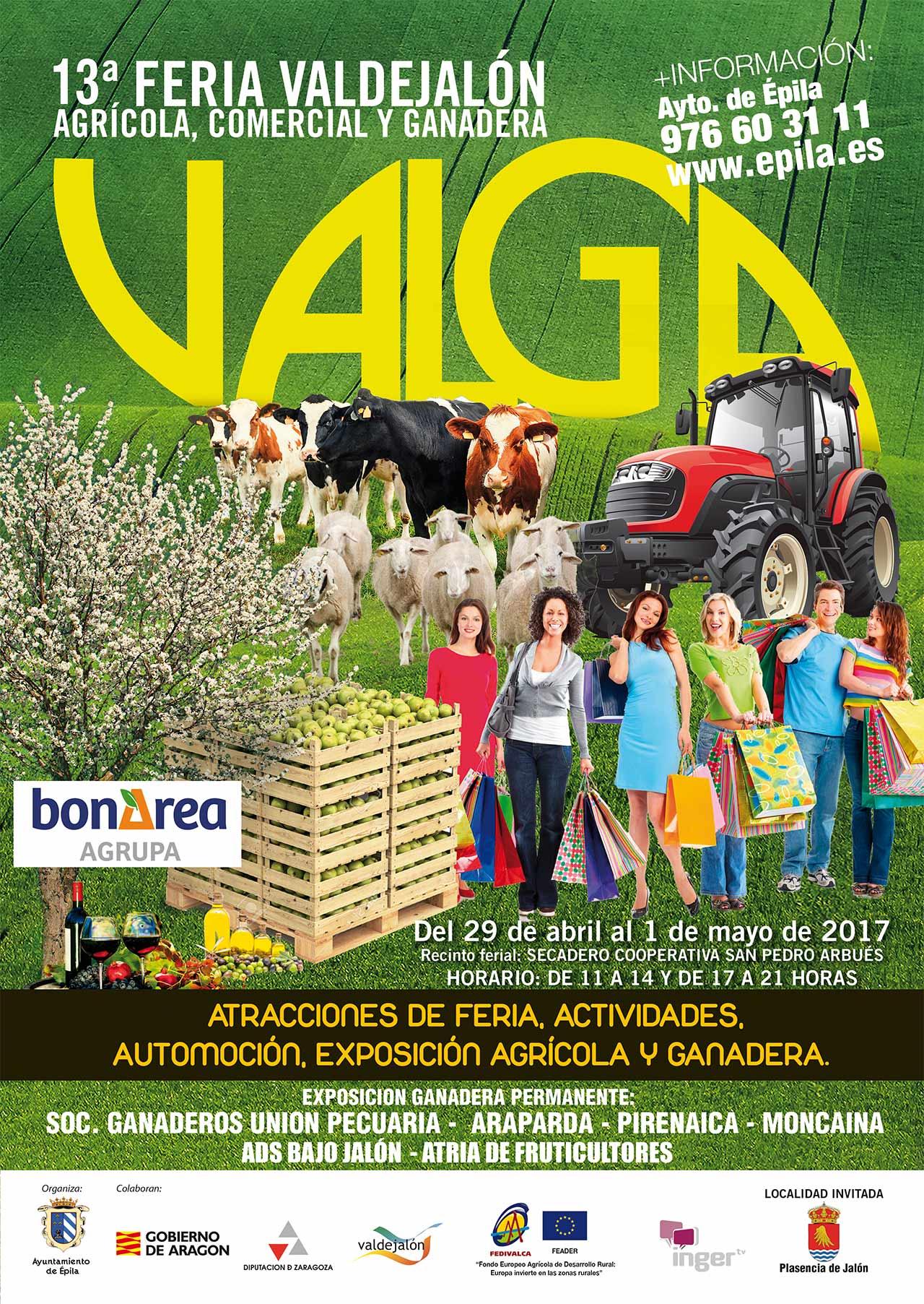 13º Feria Valga