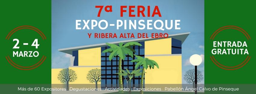 7ª Feria Expo Pinseque 2018 Mapss Ferias y Eventos