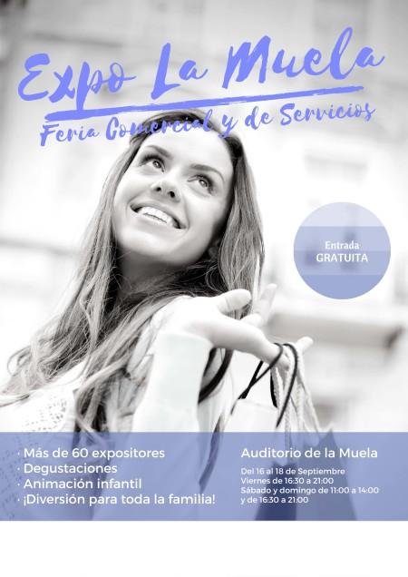 Expo La Muela – Feria Comercial y de Servicios