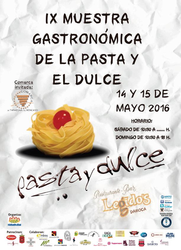 IX Muestra Gastronómica de la Pasta y el Dulce