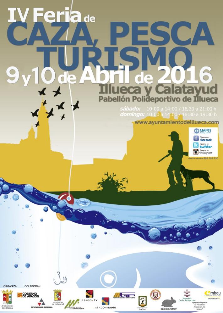 IV Feria de Caza, Pesca y Turismo