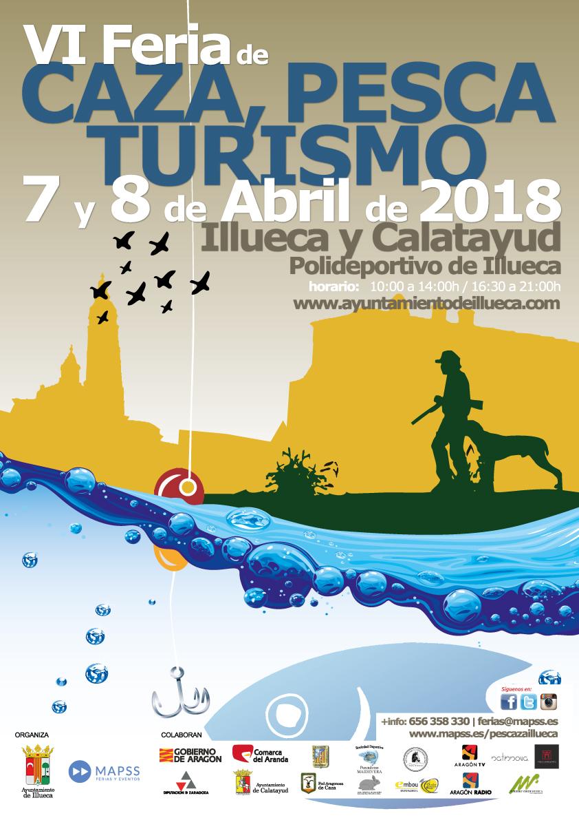 6ª Feria de Caza, Pesca y Turismo de Illueca