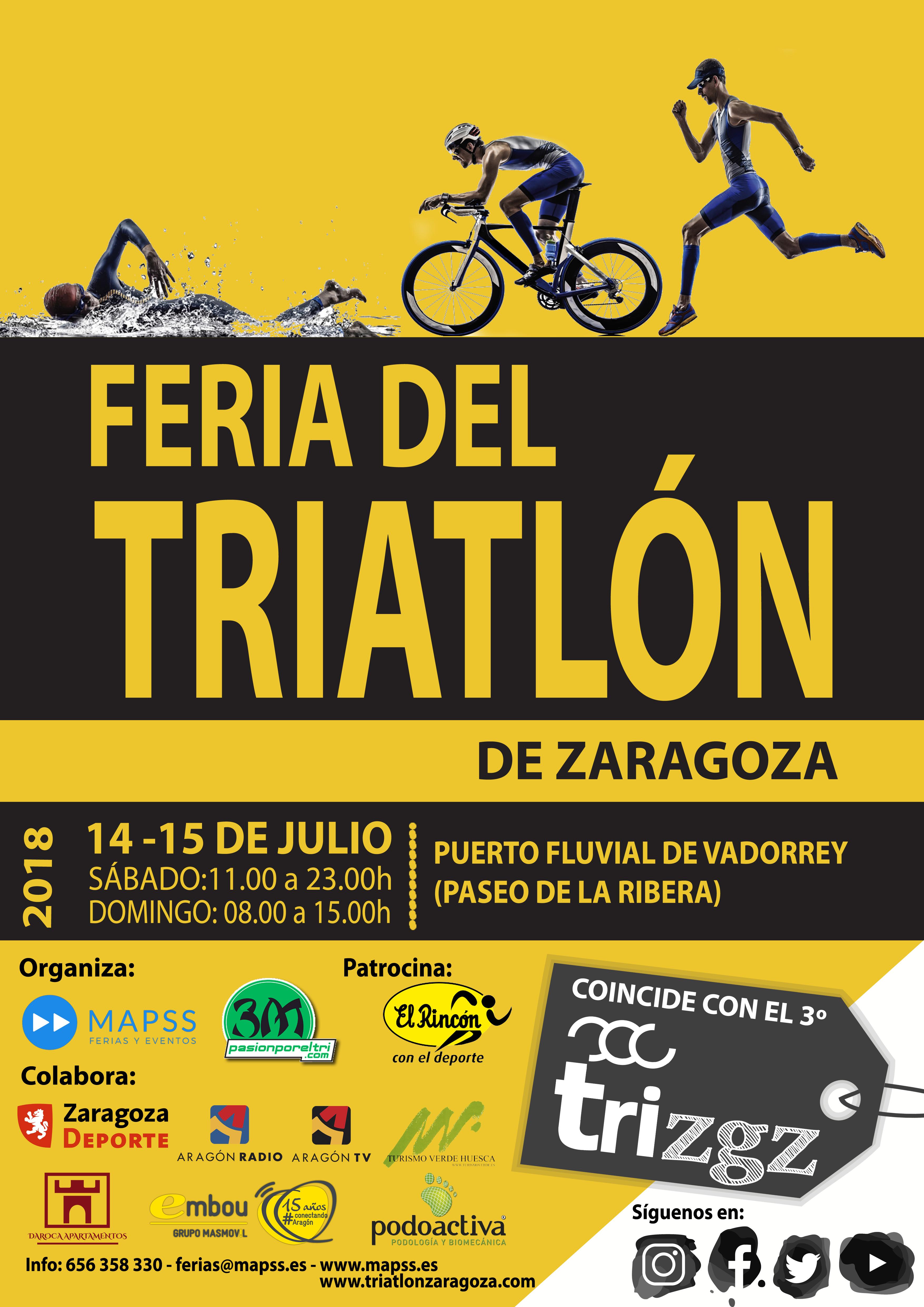 Feria del Triatlón de Zaragoza