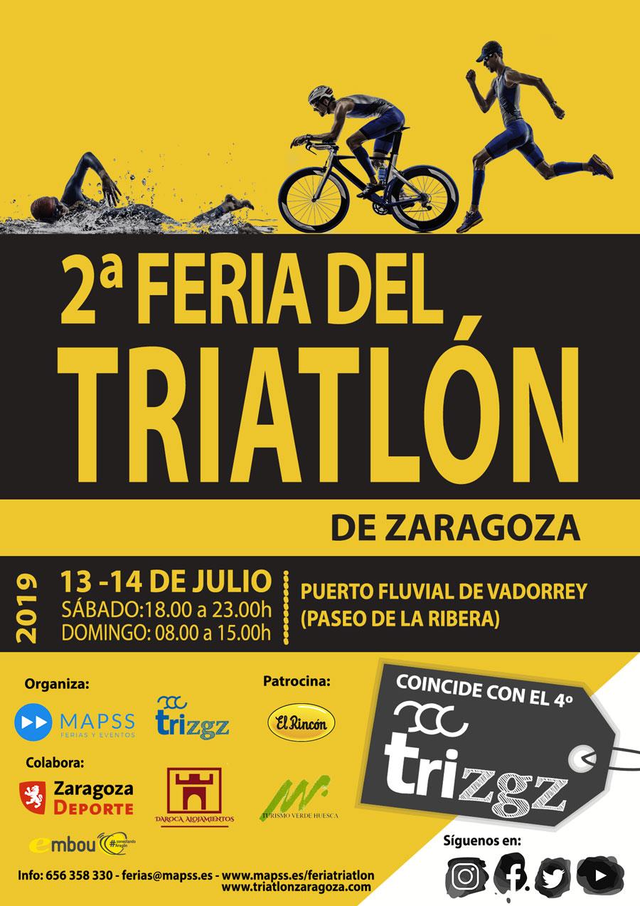 2ª Feria del Triatlón de Zaragoza