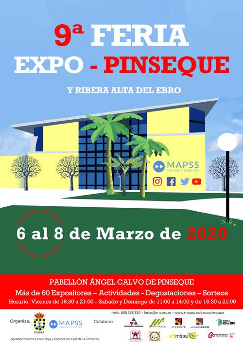 9ª Feria Expo Pinseque y Ribera Alta del Ebro