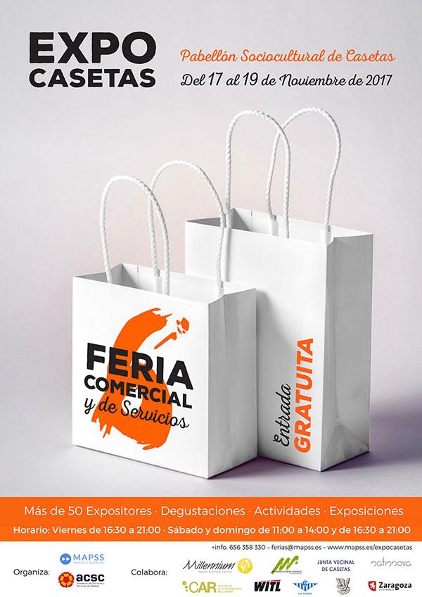 6ª Expo Casetas Feria Comercial y de Servicios