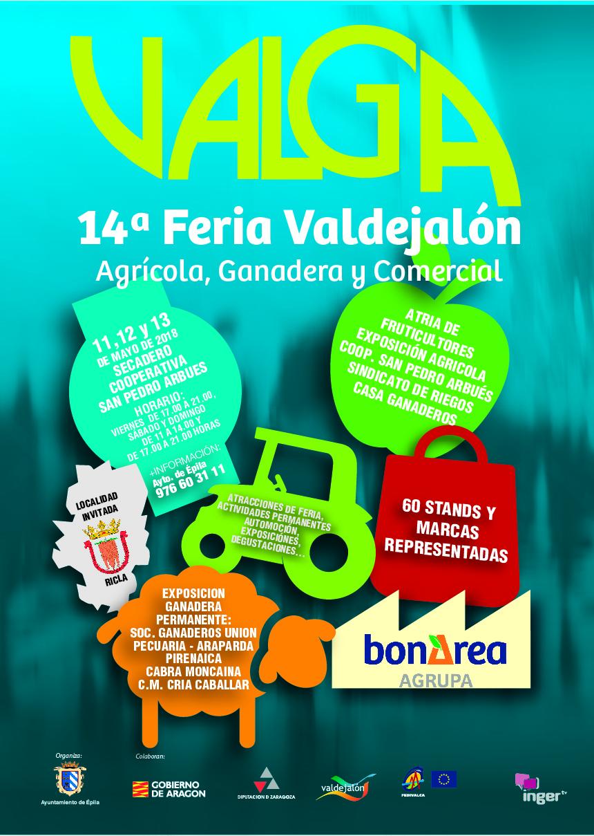 14º Feria Valga
