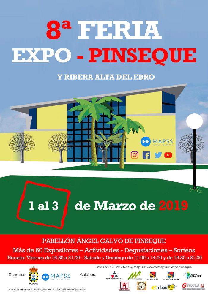 8ª Feria Expo Pinseque y Ribera Alta del Ebro