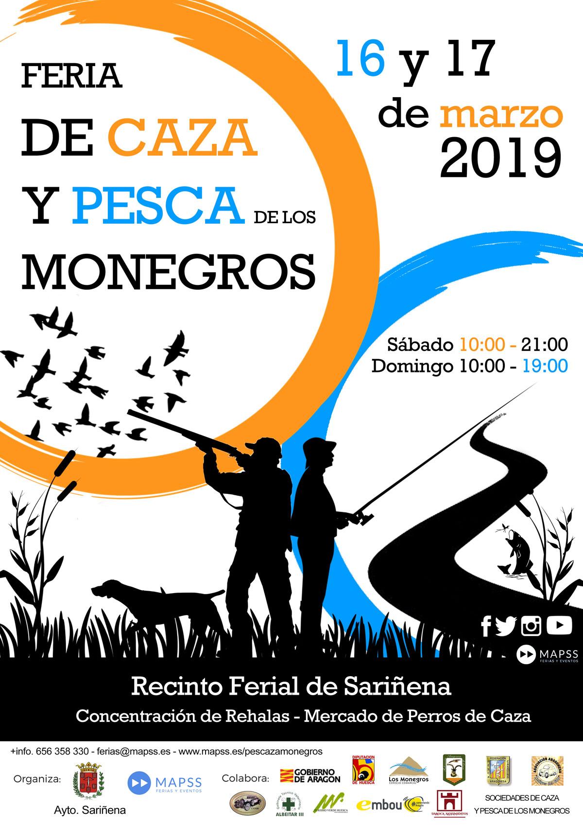 Feria de Caza y Pesca de Los Monegros