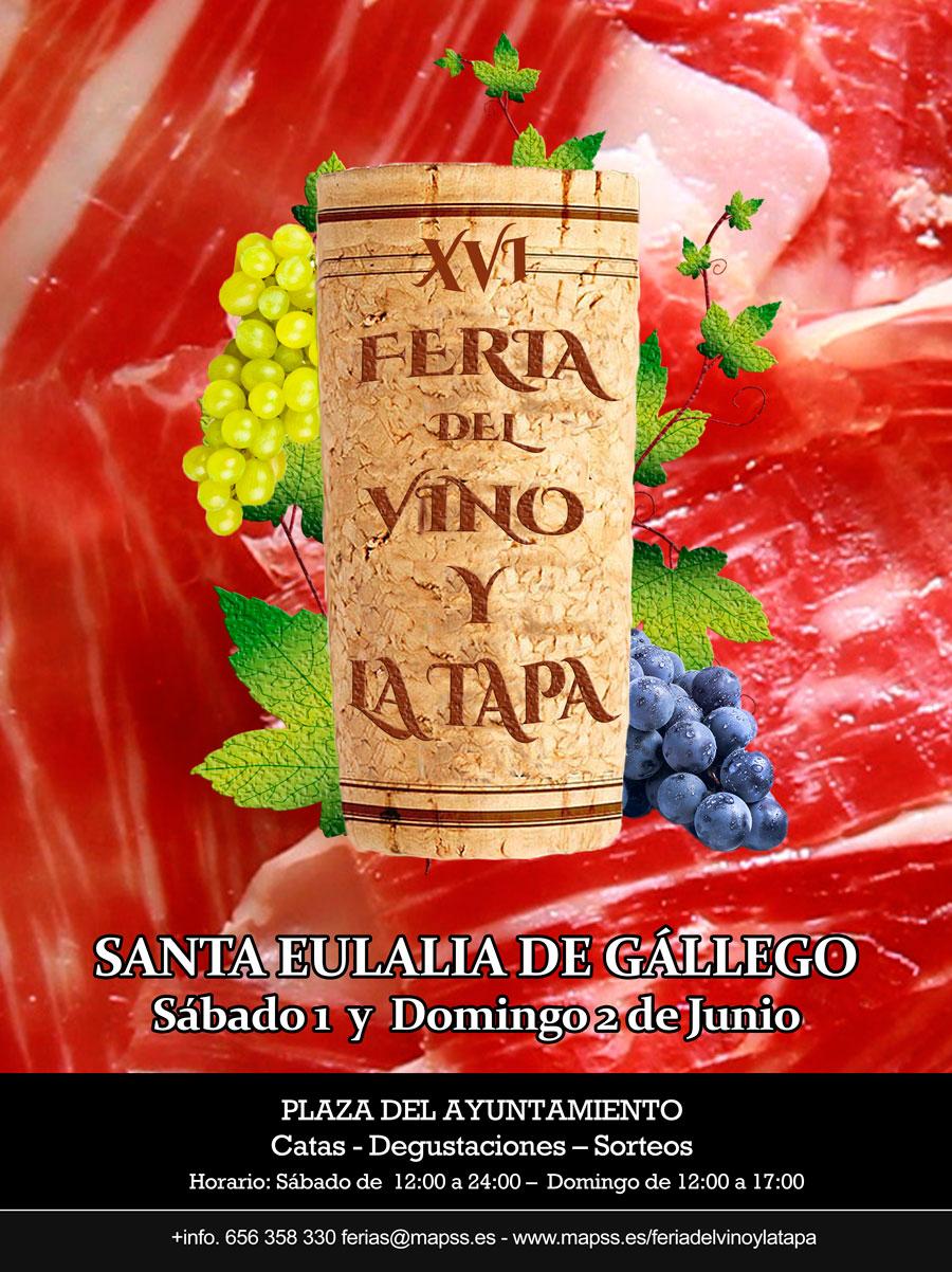 Feria del Vino y la Tapa